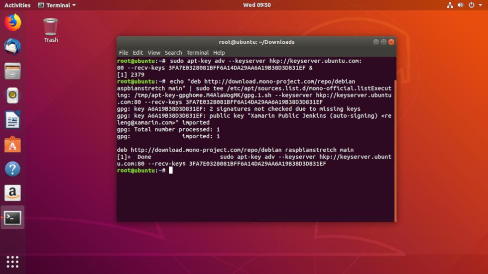 OZEKI - Download Install Linux
